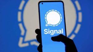 امکان انتقال ارزهای دیجیتال در پیامرسان سیگنال